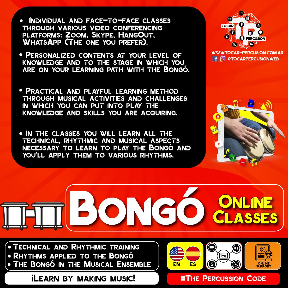 Tocar-Percusion-Clases-Online-Bongo-ESP-2